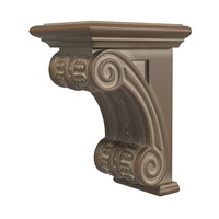 classic corbel traditional