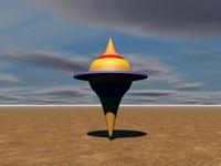 3d spinning