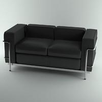 Le Corb Sofa