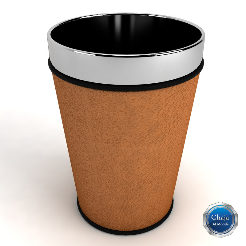 trash office 3d model