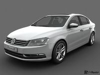 Volkswagen Passat Sedan 2011