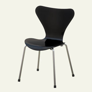 designed series chair 3d model