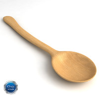 dxf wooden spoon