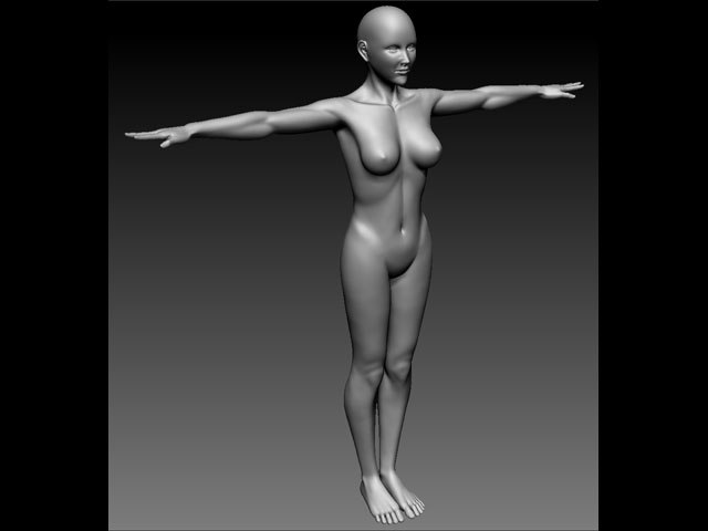 female body Adult