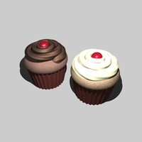 3ds cup cakes