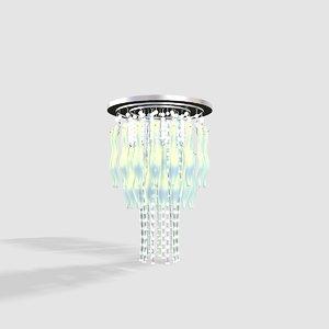 cascade lamp svarovski max