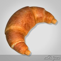 french croissants 3ds