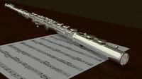 blender flute instrument