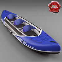 kayak sevylor hudson 3ds