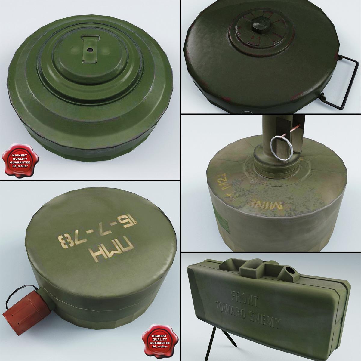max mines landmine