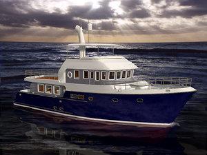 3d 80 yacht