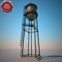 Water Tower V2
