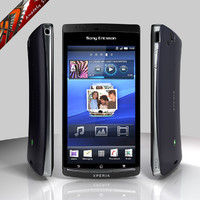 Sony Ericsson Xperia Arc Cell Phone