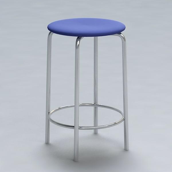 free dxf mode bar stool
