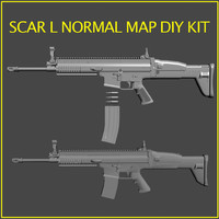 scar l kit diy 3d 3ds
