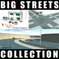 Highway + Street objects