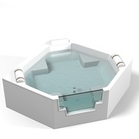 3d model watergame company baltica