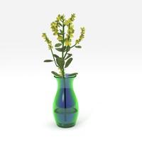 3ds max flower vase
