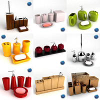 Bathroom Accessories Collection