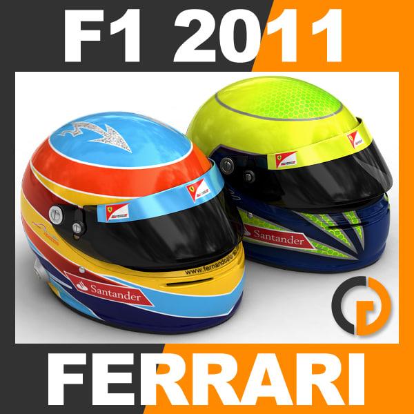 3ds max formula 1 2011 fernando