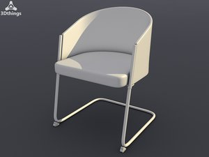 conference chair silent rush obj