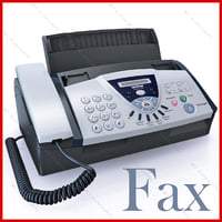 fax machine brother fax-575 max