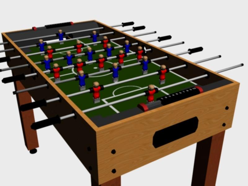 kicker 3d model