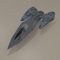 blend space fighter fi