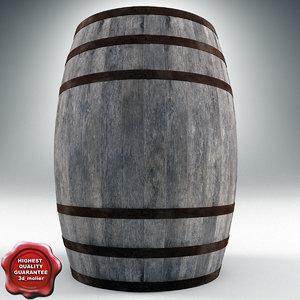max old barrel