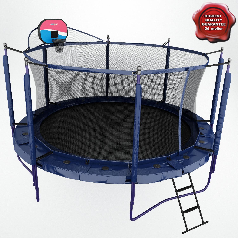 3ds trampoline jumpsport elite js