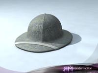 D1.C4.06 Safari Hat-Gorro Safari