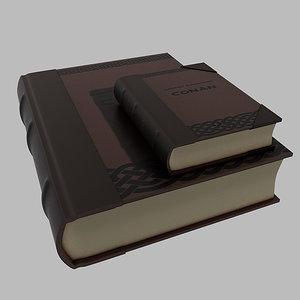books libraries 3d max