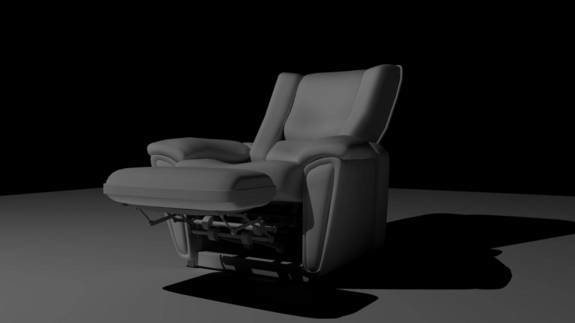 recliner animation controls ma