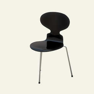 3d model designed ant