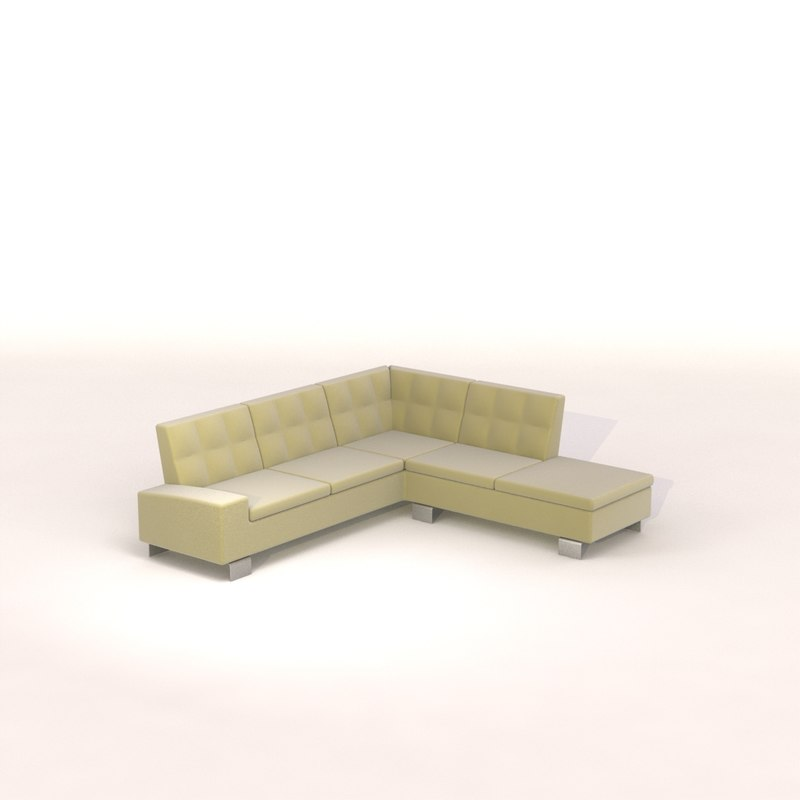 3ds tileable sectional