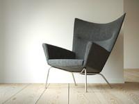 Hans Wegner CH_445 armchair