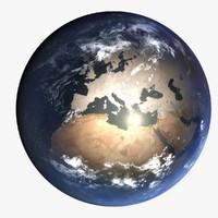 max ice age earth