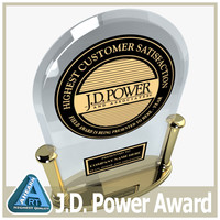 3d model j d power award
