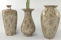 3d max vases