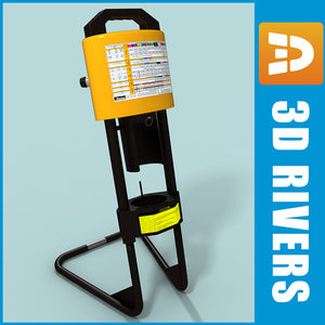 3ds max hose crimping tool