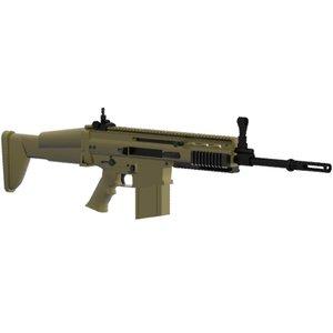 free scar-h guns 3d model