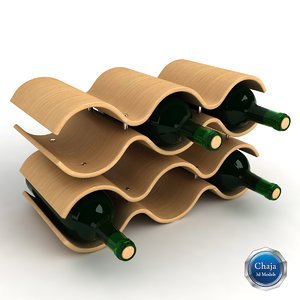 wine rack dxf
