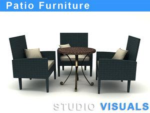 max patio furniture