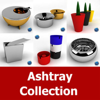 Ashtray Collection