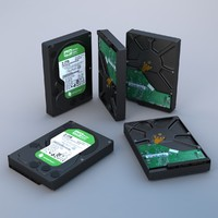 Western Digital Caviar Green HDD