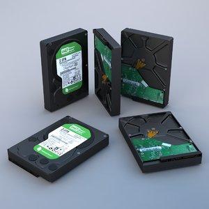 digital caviar green western max