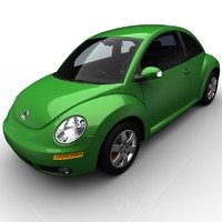 Volkswagen New Beetle Coupe