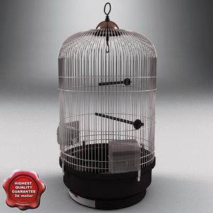 3d bird cage v2
