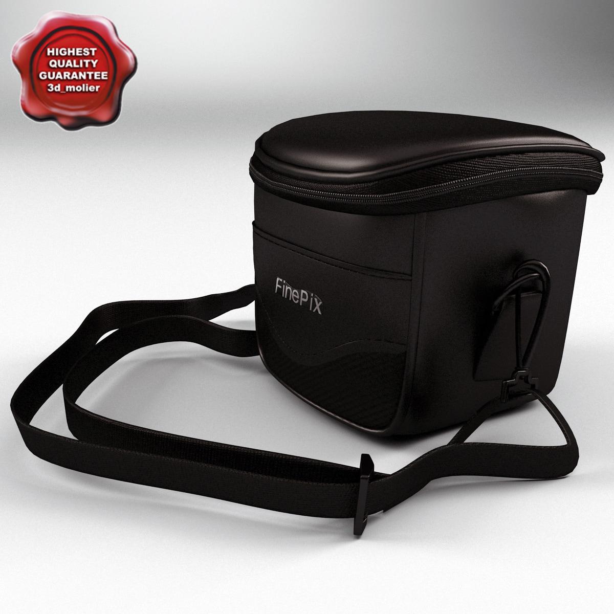 camcorder bag finepix 3d 3ds