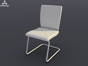 conference chair mr charm 3d c4d